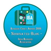 Bloggers Choice Awards Nominee